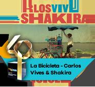 La bicicleta -Carlos Vives & Shakira