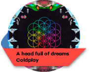 A Head Full Of Dreams - Coldplay