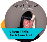 Cheap Thrills - Sia & Sean Paul