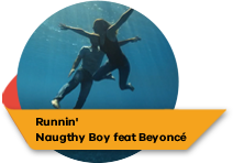 Runnin' - Naughty Boy & Beyoncé