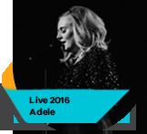 Live 2016 - Adele