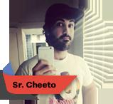 Sr. Cheeto