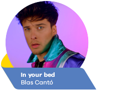 In your bed - Blas Cantó