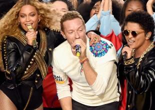 Beyoncé reina en la Super Bowl y le roba el protagonismo a Coldplay