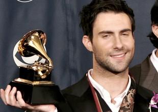 Así eran los Grammy hace 10 años