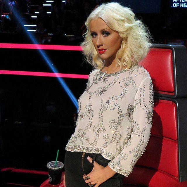Nueva guerra de divas:... Gwen Stefani Pregnant