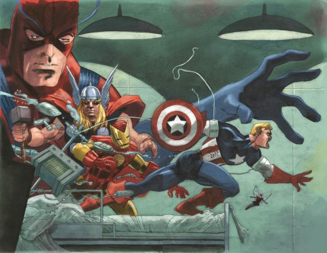 Capitán América: Blanco, cómic de la semana   Actualidad   LOS40