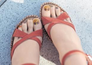 Las medias con uñas son la última moda en Japón