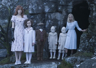 El Hogar de Miss Peregrine para Niños Peculiares es la nueva película de Tim Burton