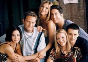La maldición en el amor de los actores de 'Friends'