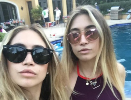 ¿Son estas hermanas las nuevas gemelas Olsen?