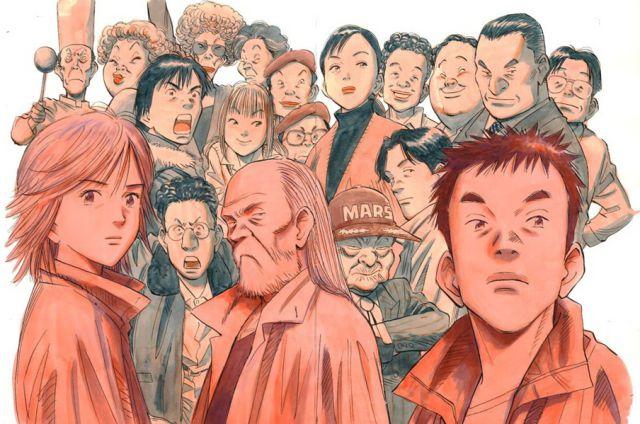 20th Century Boys: el manga vuelve a las librerías de Japón