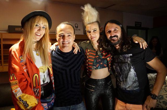 Luis López cierra la temporada de Ibiza con Nervo ¡en el Café Mambo!