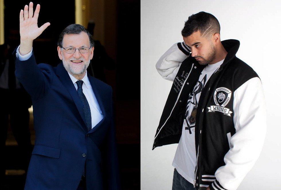 Shotta y Rajoy