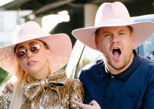 Lady Gaga se vuelve loca en su Carpool Karaoke