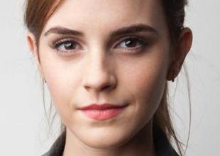 ¡A Emma Watson le ha salido un doble!