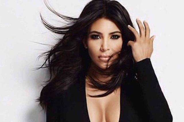 Así ha sido el 'look' de la vuelta de Kim Kardashian