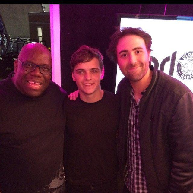 "Martin Garrix & Carl Cox protagonizarán el documental ""What We Started"""