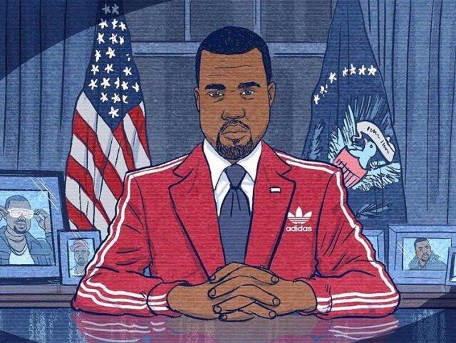 ¿Podría ser Kanye West presidente de EEUU?
