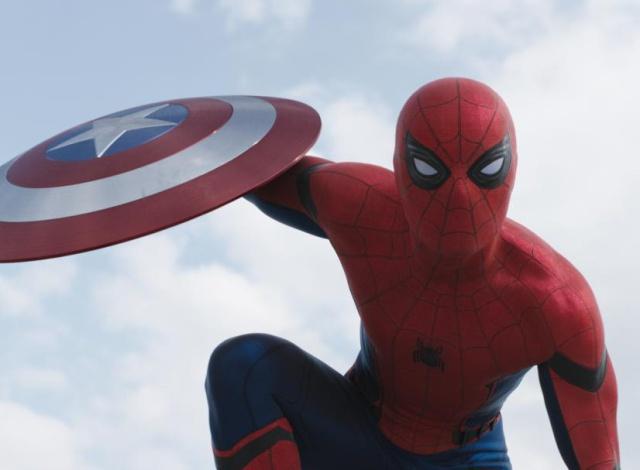 La grabación de Spider-Man Homecoming te va a dejar alucinado