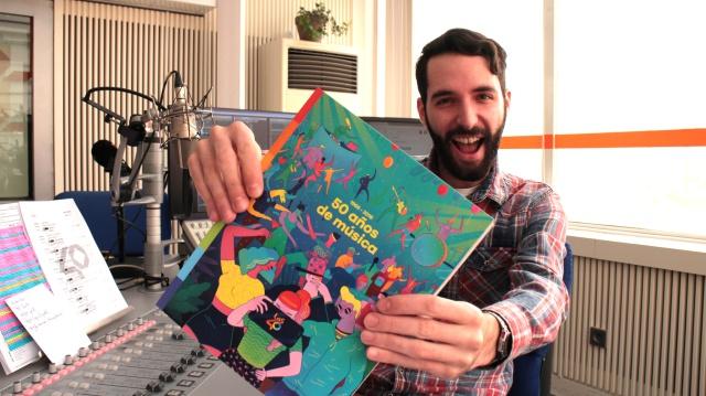 Revista 50 años de música
