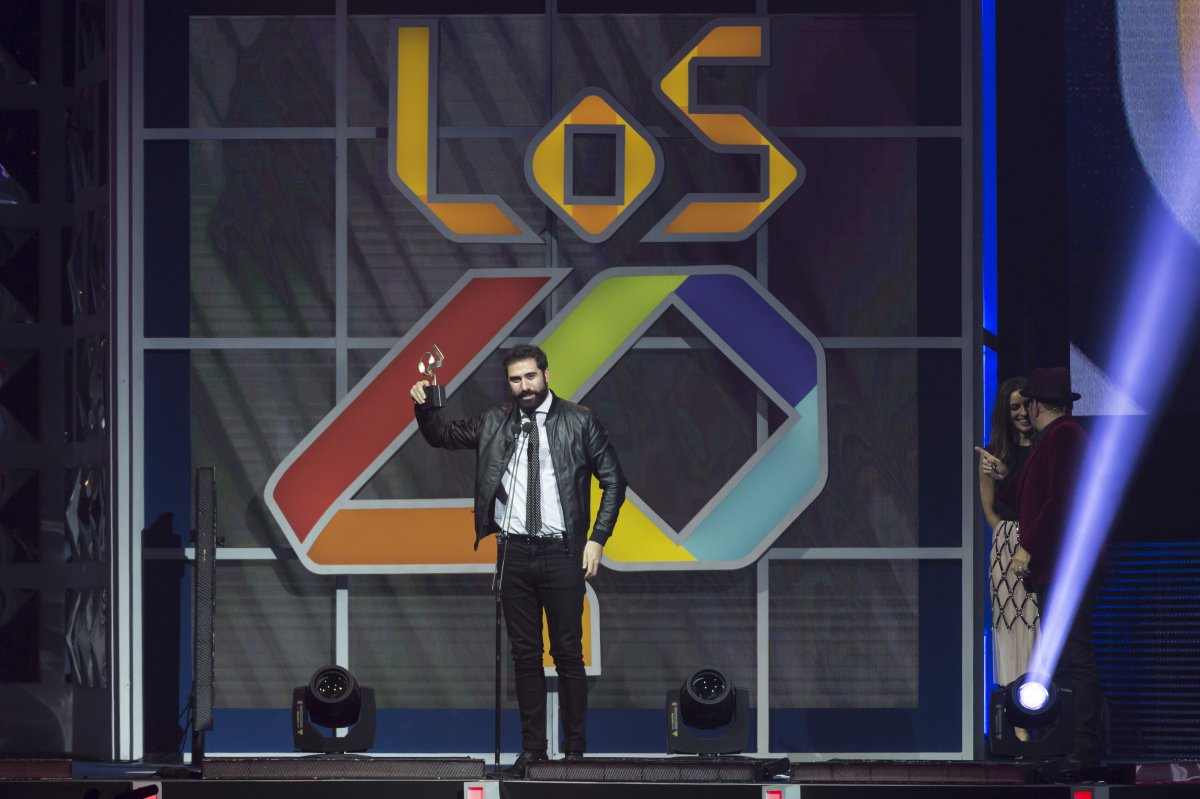 ¡Las fotos más espectaculares de LOS40 Music Awards 2016!
