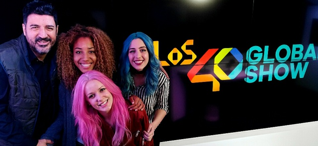 "Sweet California estrenan ""3"" con Tony Aguilar"
