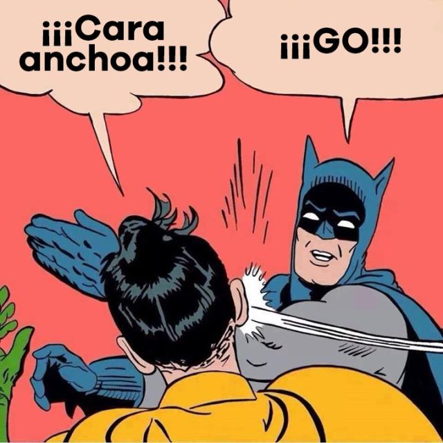 Cara Anchoa