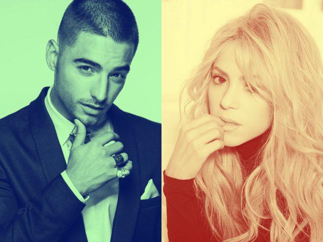 ¡Shakira y Maluma dan la campanada: 'Chantaje' repite en el número 1!