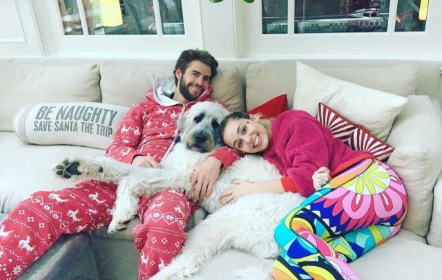 Miley Cyrus quiere rodar otra película con Liam Hemsworth antes de casarse