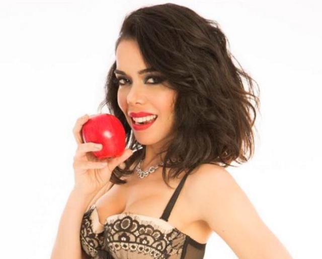 Beatriz Luengo, muy sexy en la portada de FHM