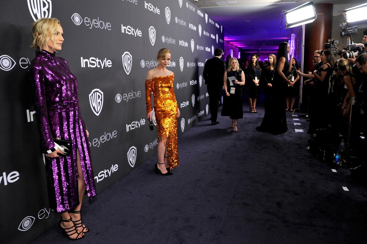 Diane Kruger y Christina Ricci
