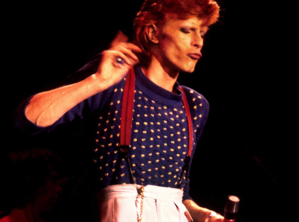 1 año sin Bowie y 10 fotos increíbles (y poco vistas) para recordarlo