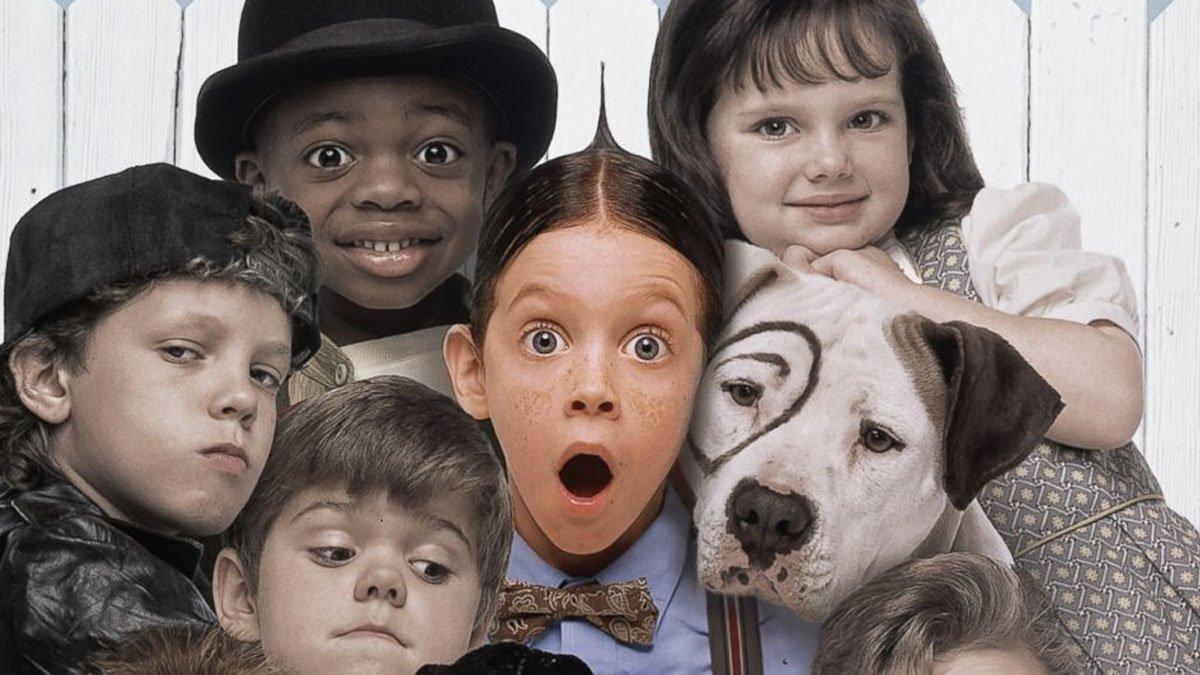 ¿Te acuerdas de Una pandilla de pillos (Little Rascals)?