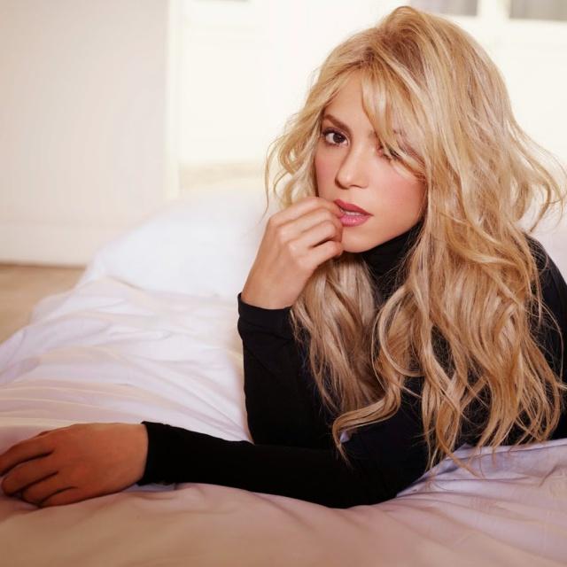 Shakira, muy criticada en las redes por una foto