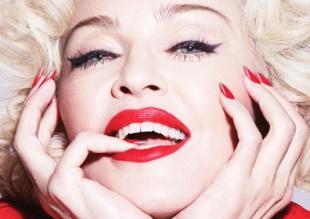 Madonna publica una foto muy íntima en sus redes sociales
