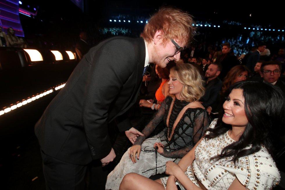 how to meet ed sheeran 2017