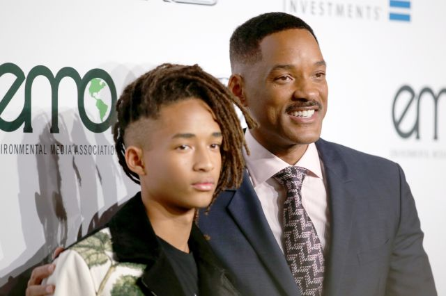 Will Smith y Jaden Smith