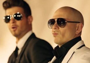 Pitbull & Robin Thicke