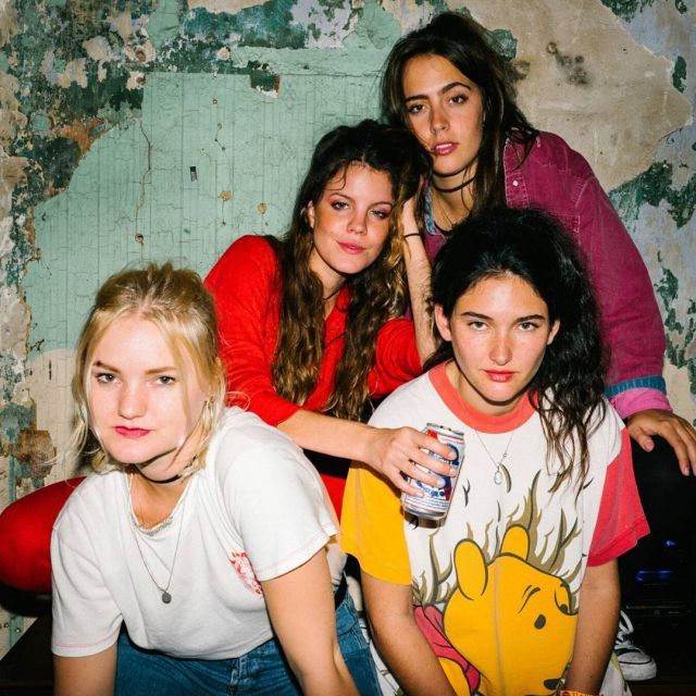 Hinds, entre Coachella y Harry Potter