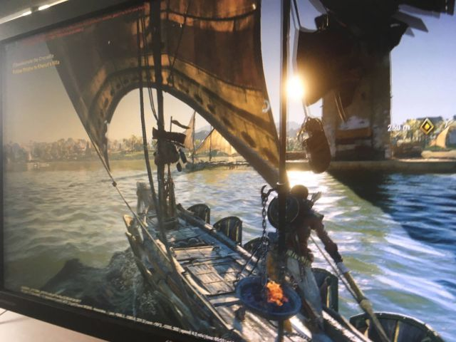 Assassin's Creed Origins te llevará a Egipto