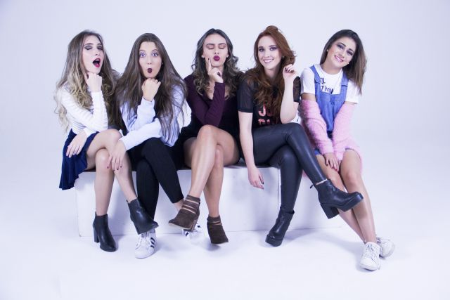 Conoce a Ventino, la girl band colombiana que triunfa con sus covers