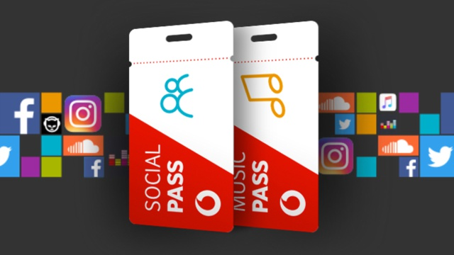 Vodafone ha lanzado 'Vodafone Pass', la mejor herramienta para disfrutar de la música y las redes sociales