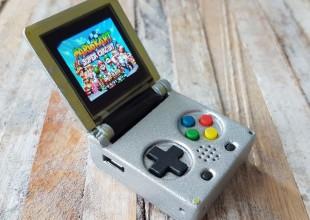 Una Game Boy del tamaño de una llave creada por un youtuber