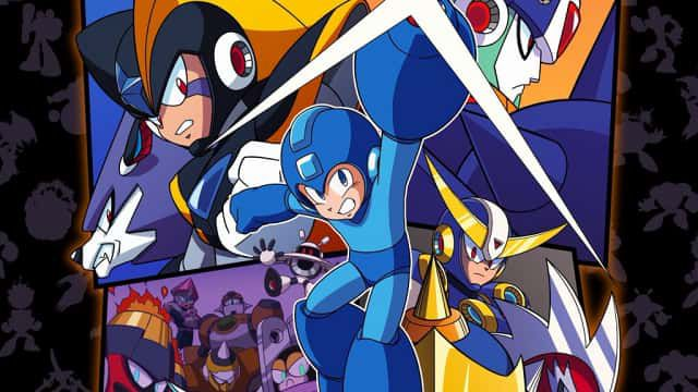Megaman Legacy Collection 2
