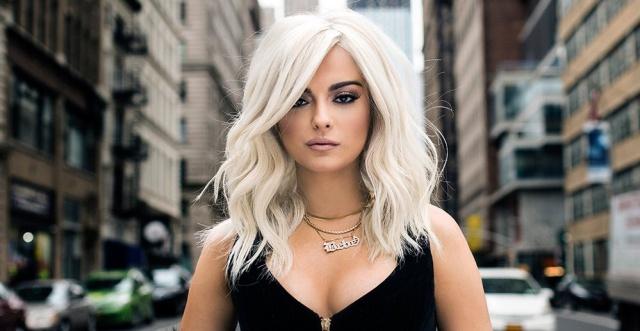 Bebe Rexha Hairtalk 83810