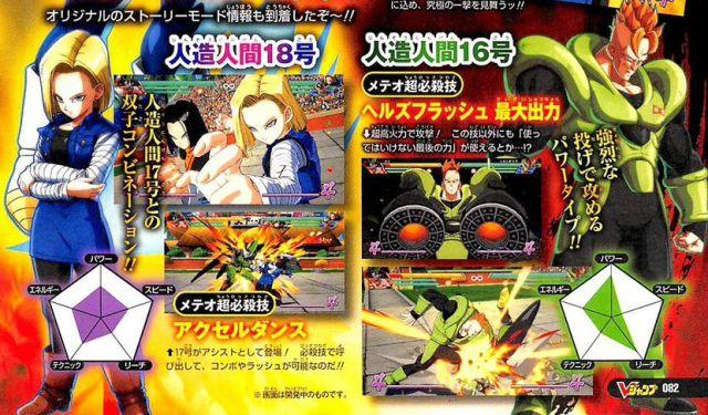 Cuatro nuevos luchadores fueron anunciados para 'Dragon Ball FighterZ'