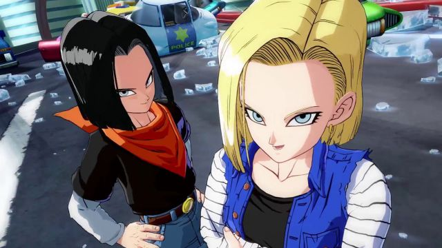 'Dragon Ball FighterZ' para febrero de 2018
