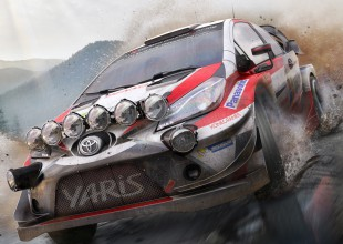 El juego oficial del campeonato mundial de Rallys FIA 2017