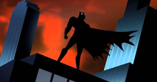 Batman The Animated Series llegará en Blu-Ray